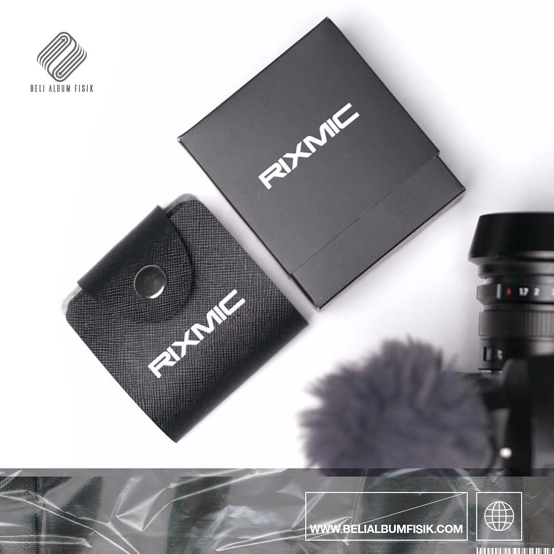 RixMic Smallest On Camera Microphone