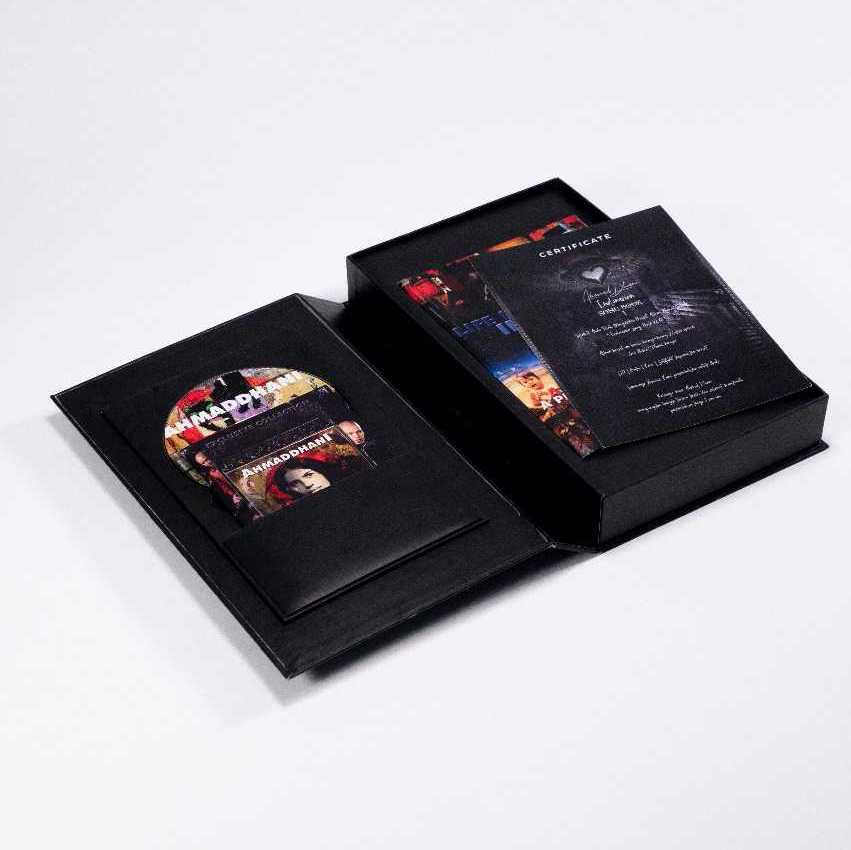 INDONESIAN SONG BOOK I: AHMAD DHANI EXCLUSIVE BOX SET