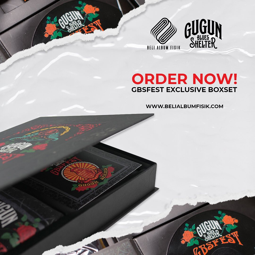 Order Now GBS Fest Exclusive Box Set