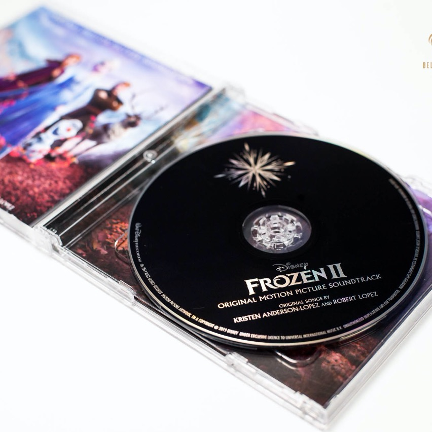 ORIGINAL MOTION PICTURE SOUNDTRACK FROZEN 2