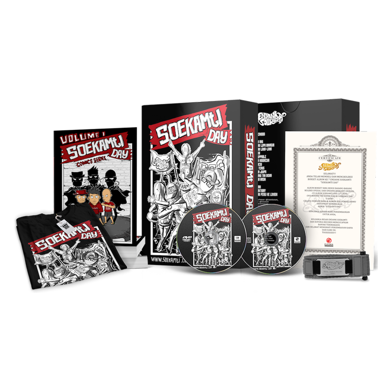 Soekamti Day Premium Album