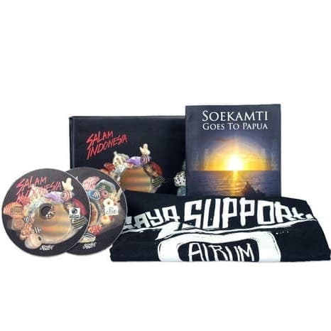 ENDANK SOEKAMTI - SALAM INDONESIA BOX SET
