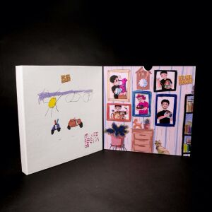 CD DVD PEE WEE GASKINS - MIXED FEELINGS BOX SET